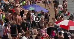 Enlace a Nos quejamos por cómo están las playas están en España, pero flipad en Inglaterra