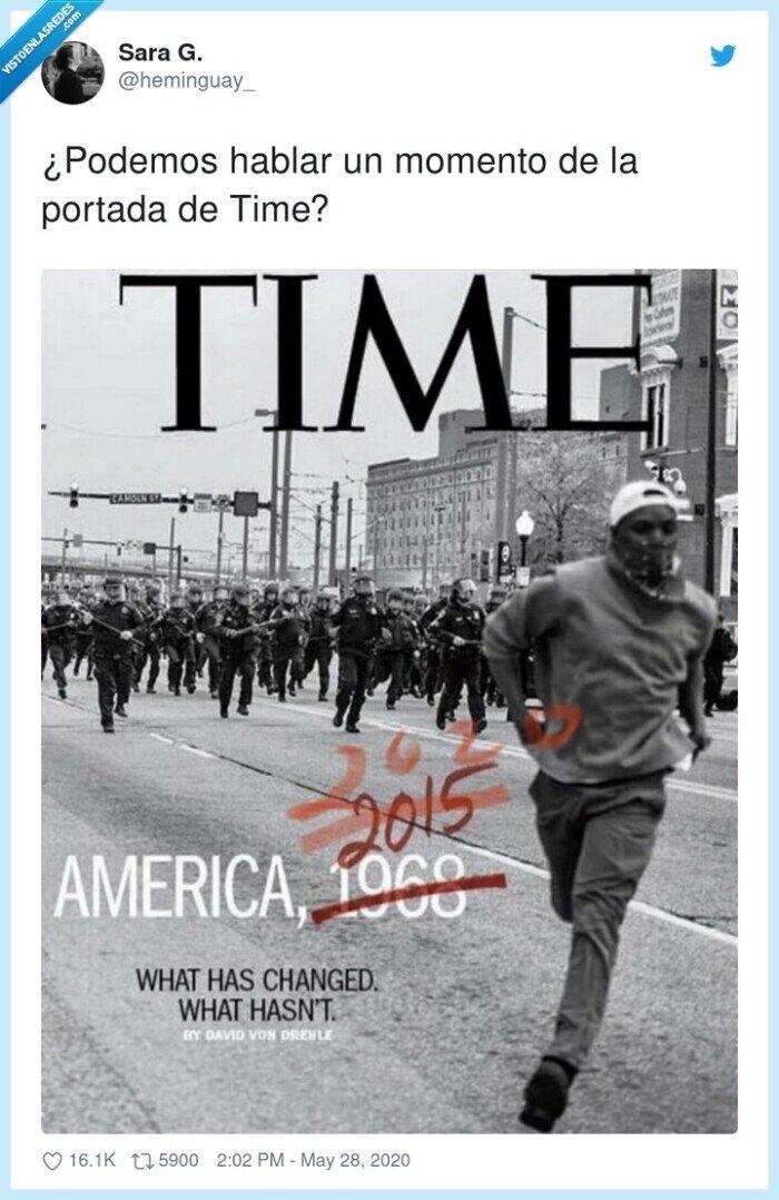 portada,racismo,time