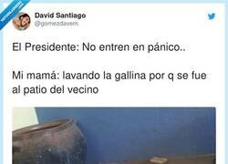 Enlace a Panic mode, por @gomezdavem