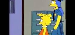 Enlace a Esta escena de los Simpson nunca había cobrado tanta importancia como ahora mismo