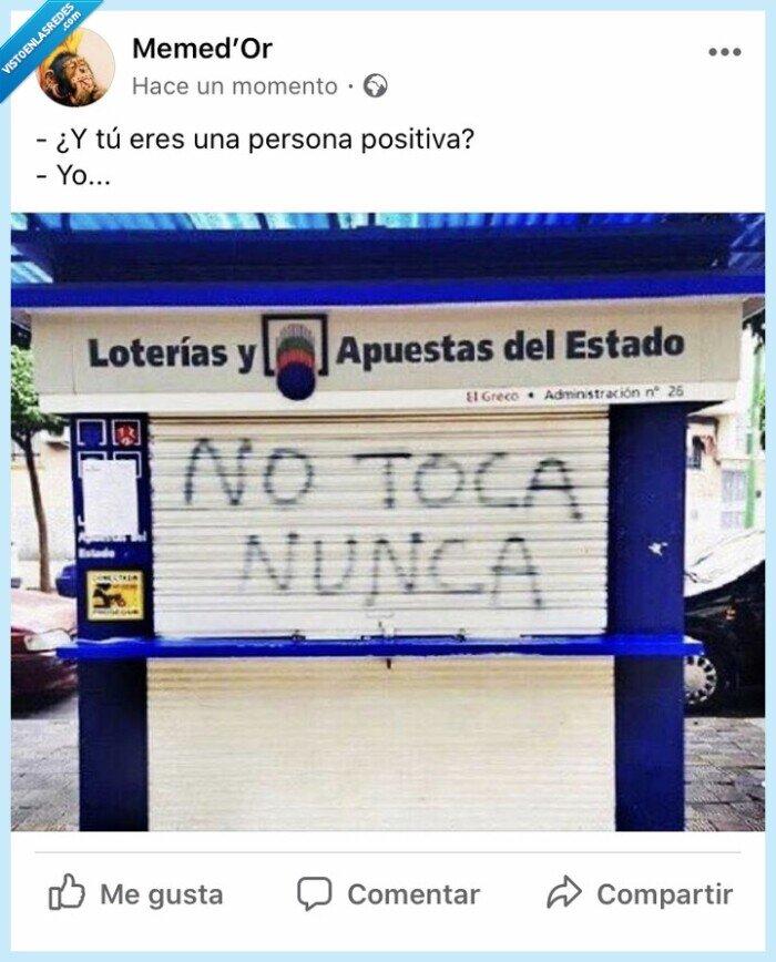 #lotería,nunca,tocar