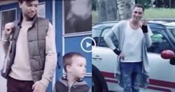 Enlace a El anuncio publicitario homófobo para respaldar las medidas anti gay de Putin es una locura, por @elmundoes