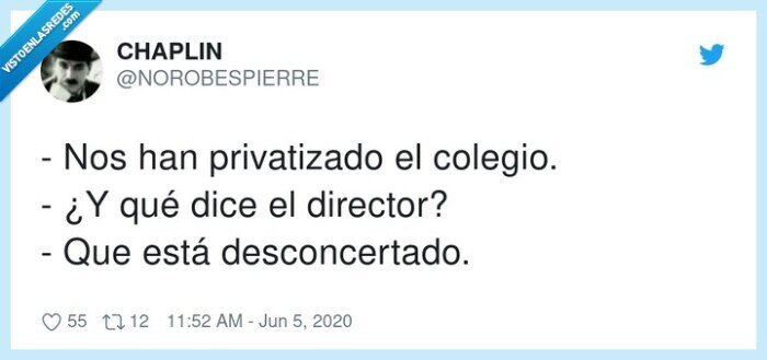 colegio,desconcertado,director,privatizado