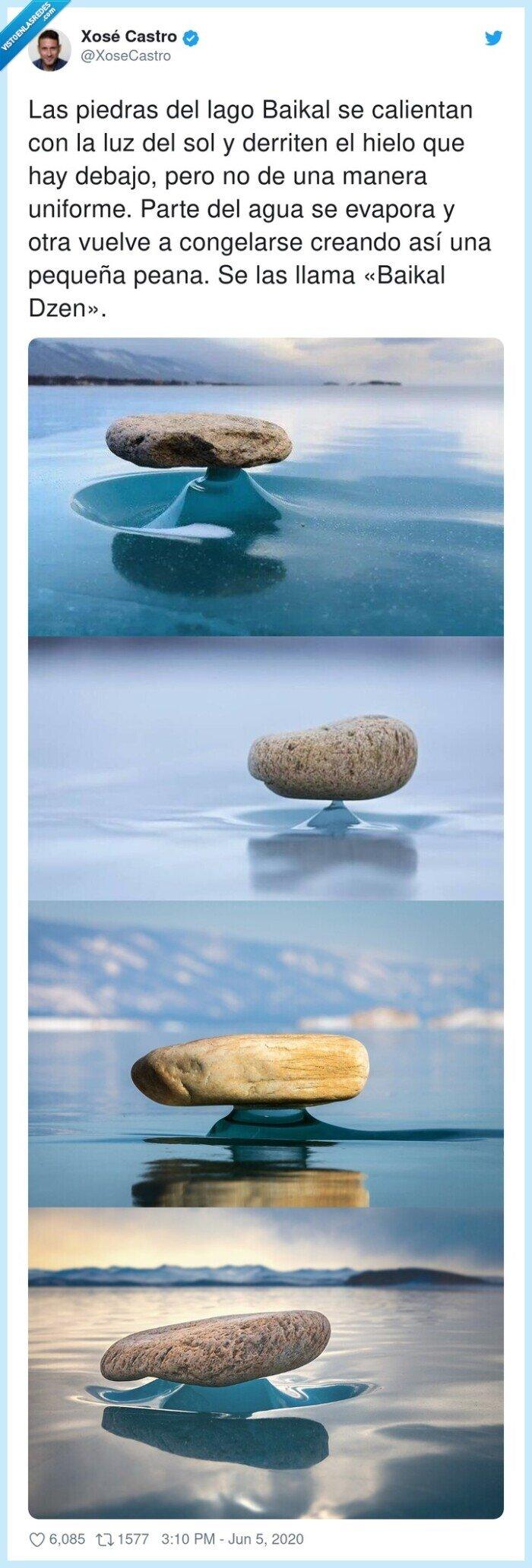 baikal,calientan,congelarse,derretirse,piedras,uniforme