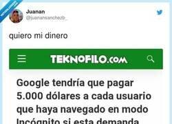 Enlace a Voy pidiendo mi dinero, por @juanansanchezb_