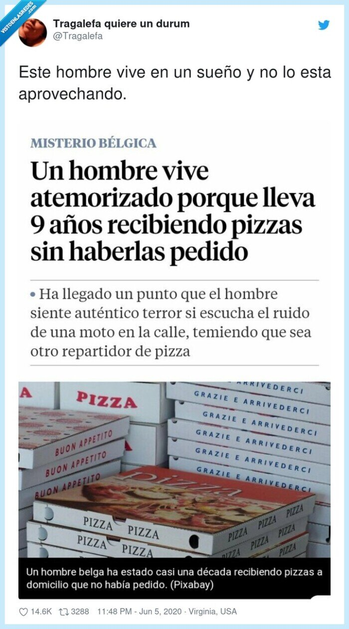 casa,gratis,pizza,recibir