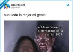 Enlace a Ahhhhh así que el final es 2021 , por @yisucrist
