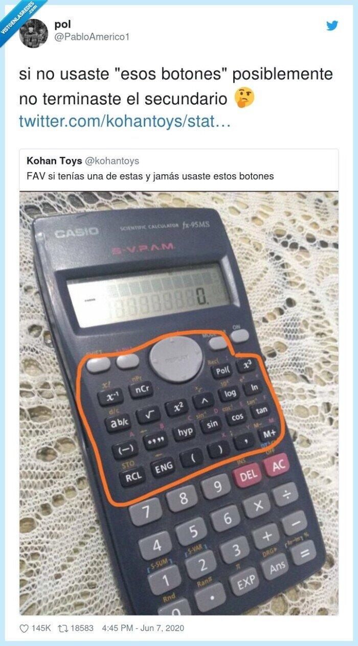 bachillerato,botones,calculadora,posiblemente,secundaria,terminar