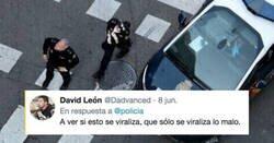 Enlace a El tremendo gesto de la policía con este padre al que pillaron robando en un supermercado, por @policia