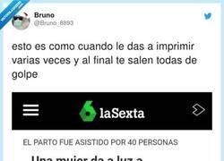 Enlace a Suerte comprando pañales, por @Bruno_8893