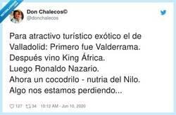 Enlace a Ojito con Valladolid , por @donchalecos