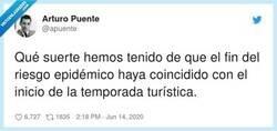 Enlace a Vaya qué casualidad eh, por @apuente