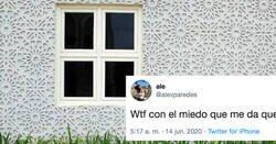 Enlace a Una mujer que redecoraba su casa halla tras el papel tapiz un divertido consejo de 1997 del anterior dueño