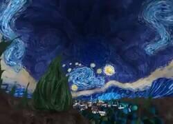 Enlace a Si te gusta Van Gogh, puedes entrar en el mundo de sus cuadros, por @jlmartinnogales