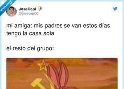 Enlace a Fiesta el sábado, por @josecapi00