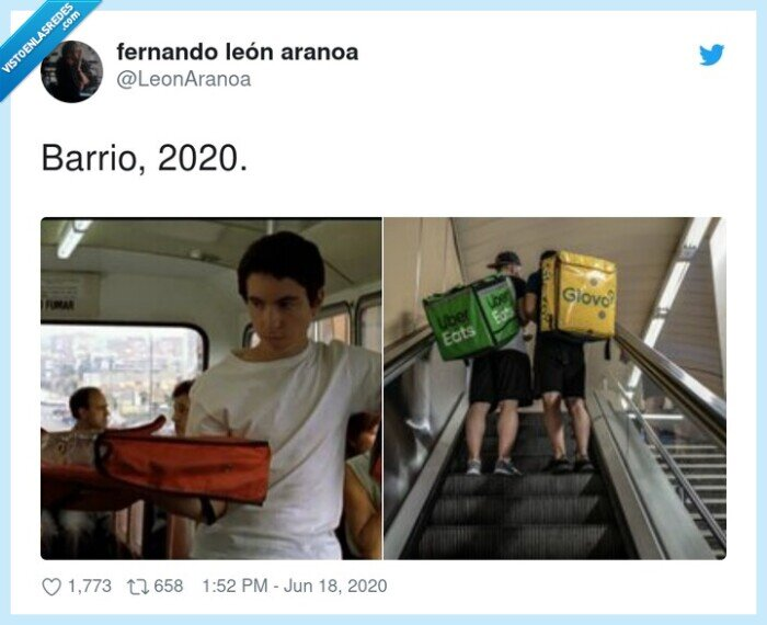 2020,barrio,deliver,glovers,película,repartidores,uber eats