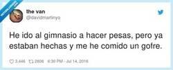 Enlace a Mañana vengo contigo pues, por @davidmartinyo