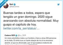 Enlace a 2020 sigue sin decepcionar, por @IbaiLlanos