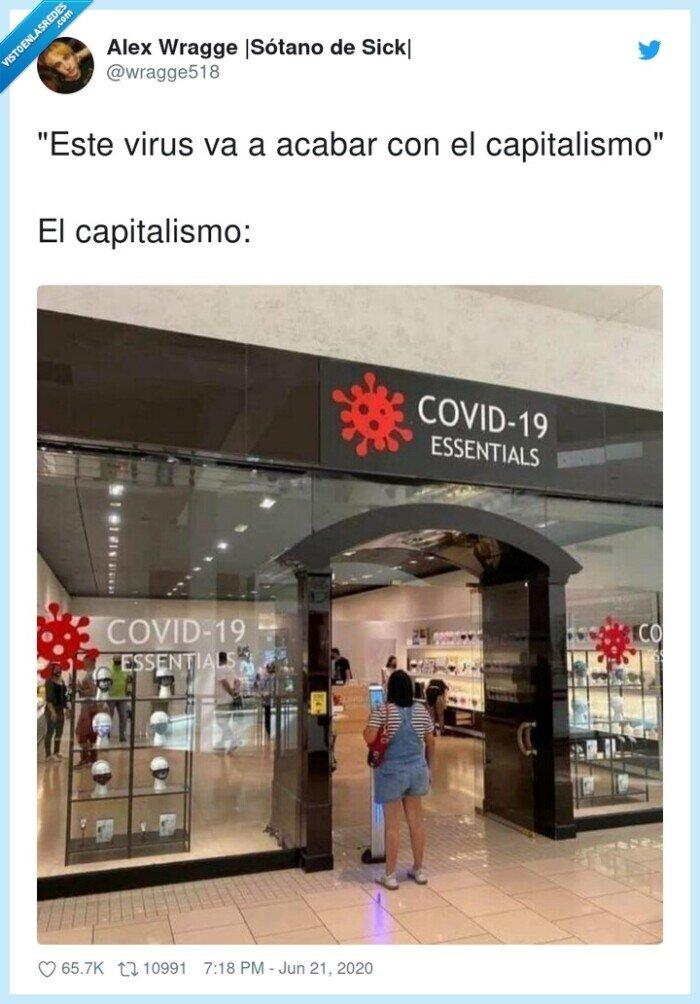 acabar,capitalismo,coronavirus,virus