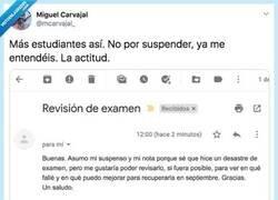 Enlace a El aplaudido mensaje de un alumno a su profesor: