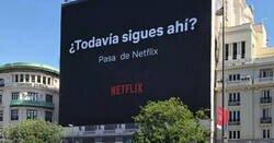 Enlace a La publicidad de Netflix tras la desescalada tiene un error visual que todo el mundo ha pillado rápidamente