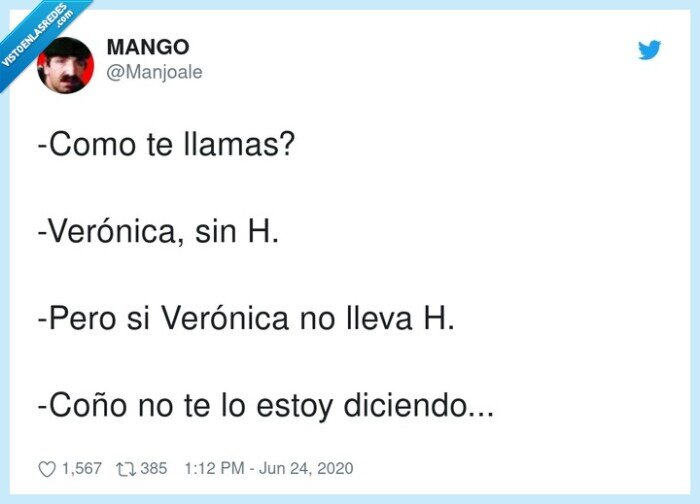 h,llamar,verónica