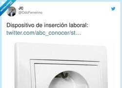 Enlace a Ojalá fuese enchufe, es literalmente comprar un puesto de trabajo, por @OdoFerreirino