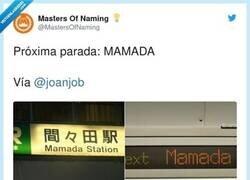 Enlace a Te llevo al metro en la primera cita, por @MastersOfNaming