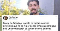 Enlace a Acusan al youtuber 'Fort fast' de explotar e insultar a un trabajador: estos son los audios, por @StreamFran