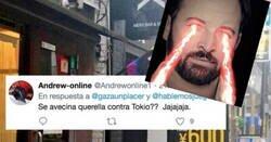 Enlace a Las redes explotan por el descubrimiento en Tokyo de un bar gay llamado VOX, por @gazaunplacer