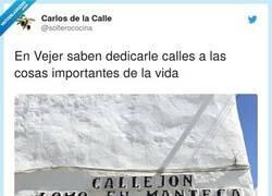 Enlace a SÍ rotundo a poner estos nombres a las calles , por @solterococina