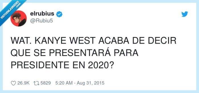 candidatura,eeuu,kanye,memes,presidente,usa,west
