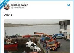 Enlace a 2020 resumido en 4 trágicos actos, por @StevePatten