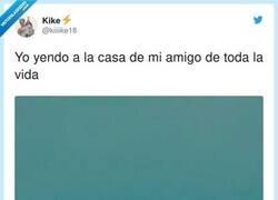 Enlace a Todos tenemos un colega así, por @kiiiike18
