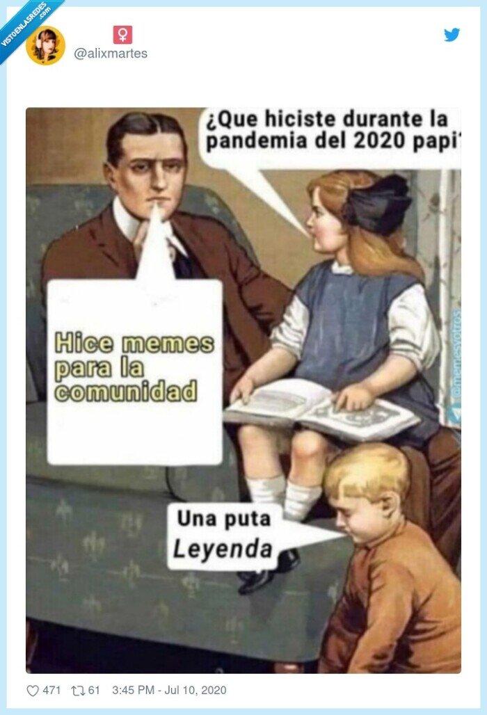 futuro,hijos,memes,pandemia