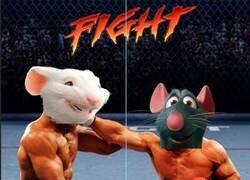 Enlace a Las locas teorías sobre quién ganaría una pelea entre Stuart Little y Remy (Ratatouille) provoca uno de los debates más surrealistas de las redes sociales