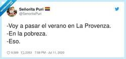Enlace a En La Provenza de Murcia, por @SenoritaPuri