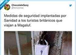 Enlace a Seguro que van allí porque les han dicho que el alcohol desinfecta , por @fenixzintas