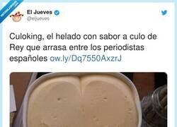Enlace a Última hora: recibido cargamento en la redacción del Jueves de 100.000 helados de la marca CuloColetas, por @eljueves