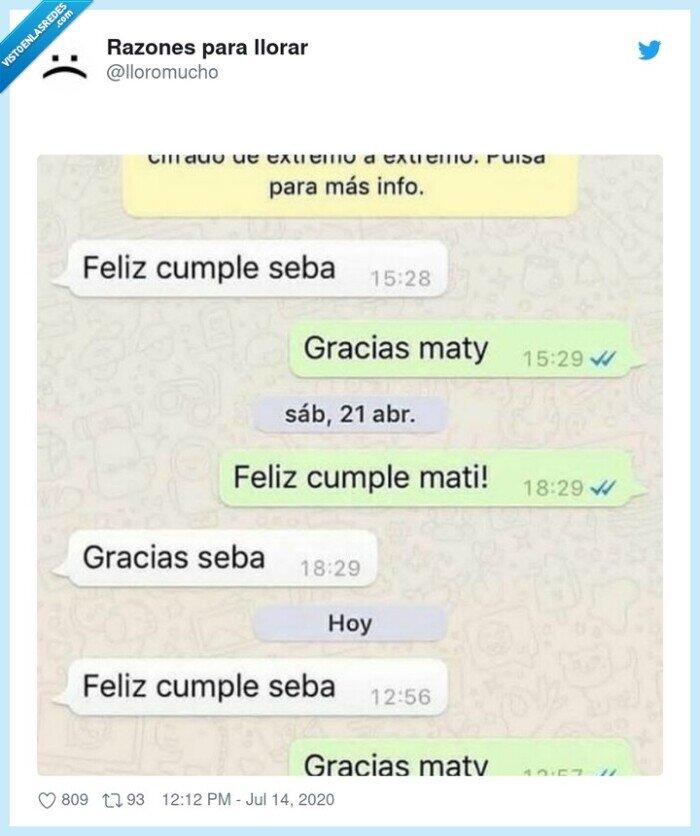 conocidos,cumpleaños,felicitar,whatsapp