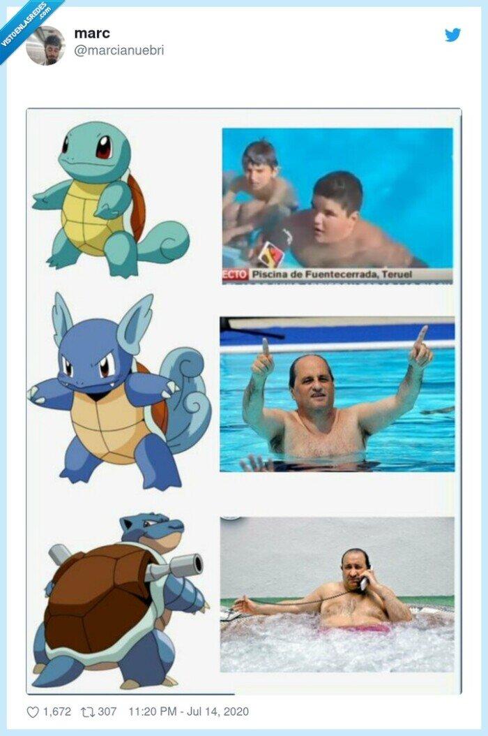 gil,piscina,pokemon,squirtle,torra,tranquilidad