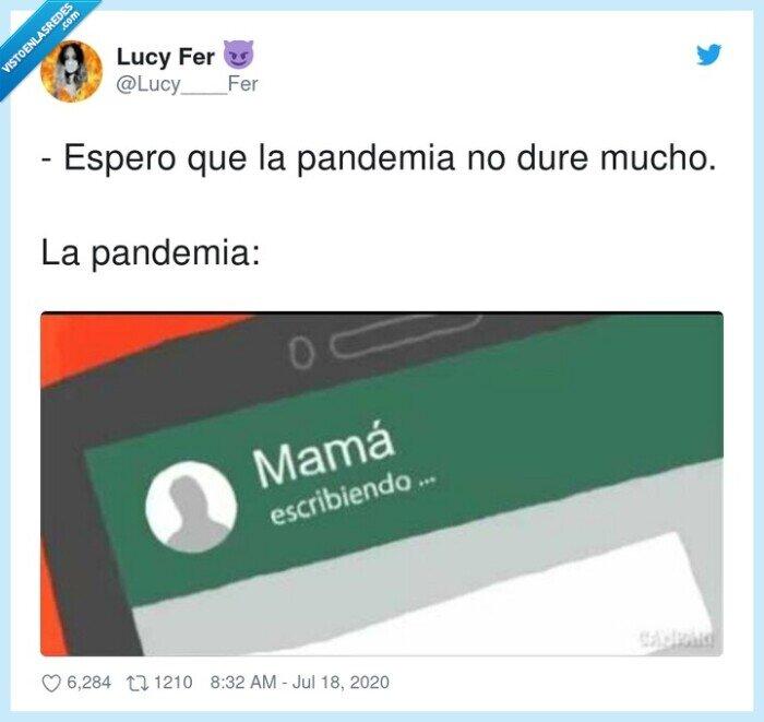 madre,mensaje,pandemia,whatsapp