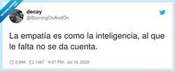 Enlace a Bien visto, por @BurningOnAndOn