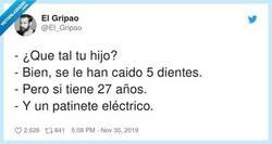 Enlace a ¿A esa edad sigue pasando el Ratoncito Pérez?, por @El_Gripao