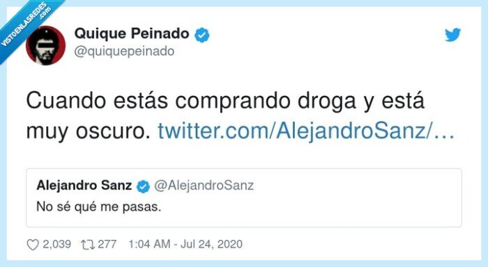 alejandro,droga,oscuro,sanz,tweets