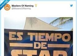 Enlace a Nos gusta por lo forzado que es, por @MastersOfNaming