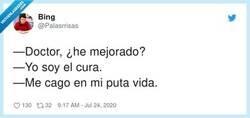Enlace a Ya es mala suerte, por @Palasrrisas