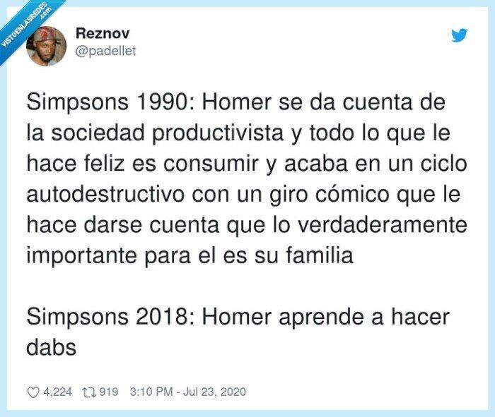 cambio,involución,serie,Simpson
