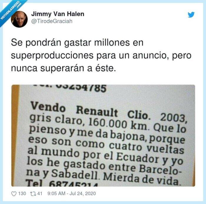 anuncio,Barcelona,coche,millones,Sabadell,superproducciones