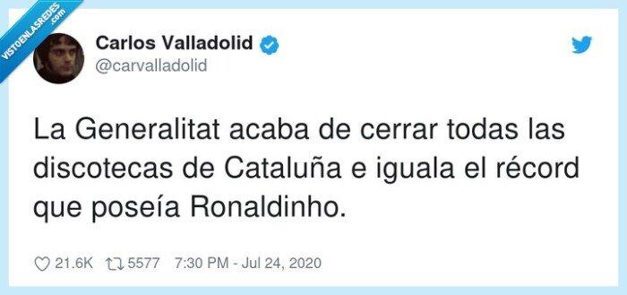 barcelona,cataluña,catalunya,discoteca,discotecas,récord,ronaldinho